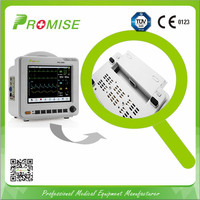 Emergency Ambulance Patient Monitor For ICU