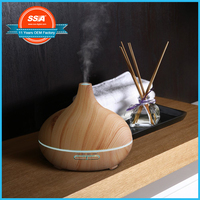 Hot Selling 300ML Electric Air Freshener Diffuser Oil Aroma Diffuser Aromatherapy Difusor Aromas