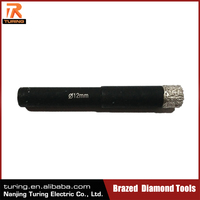 High Life, Excellent Performance, Spark Small Professional Brazed Diamond Dril Bit
