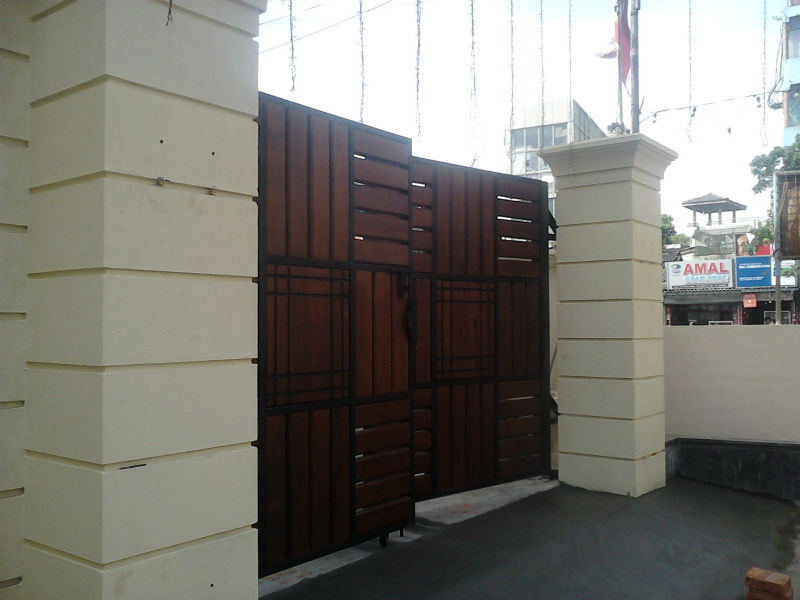Wooden Gates by NatureCare0770500352