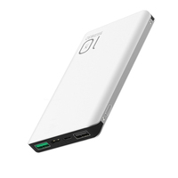 Super Slim Power Bank Charger 10000mAh