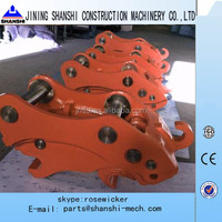 20 tons Excavator bucket quick hitches, R210LC-7 hydraulic quick coupler,quick coupling