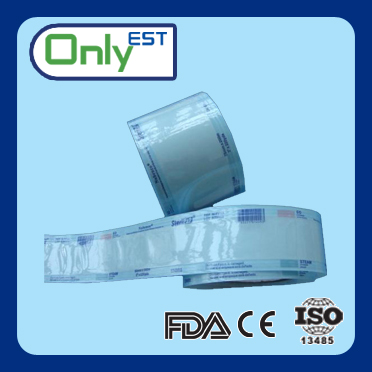 Manufacture medical packaging steam sterilization pouches for surgical