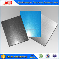 UV Ink with Sensitive Glue Mesh Etching Stainless Steel Decorative Sheet