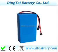 24ah Golf Cart Power lifepo4 battery rechargeable 12v 24ah lifepo4 battery packs for Golf Cart Power
