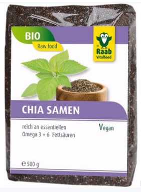 Best-Quality Organic Bio Chia Seeds