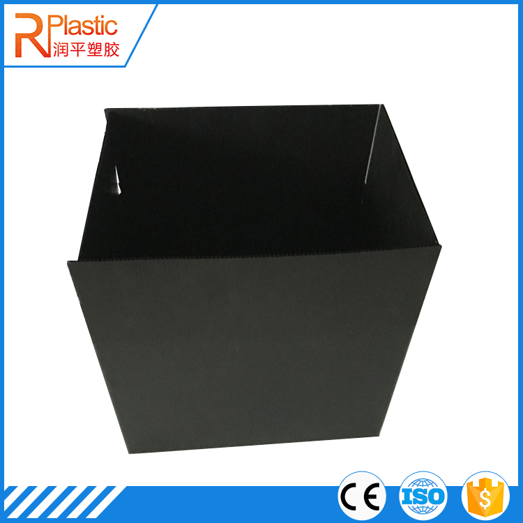 Polypropylene PP Plastic Corrugated apple fruit packaging boxes