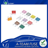 Automotive Mini Blade Type Car Fuse