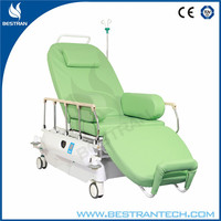 BT-DY005 Luxurious Electric Dialysis Chair Bed dialysis equipment for Kidney dialysis patient
