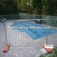 Factory Supply Cheap Temporary Fence