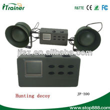 hunting bird mp3, CP-390 duck hunting device