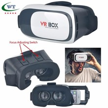 Latest Fashion High Quanlity 3D Glasses Virtual Reality Vr Bobo Z4 Factory Price VR Headset With Headphone