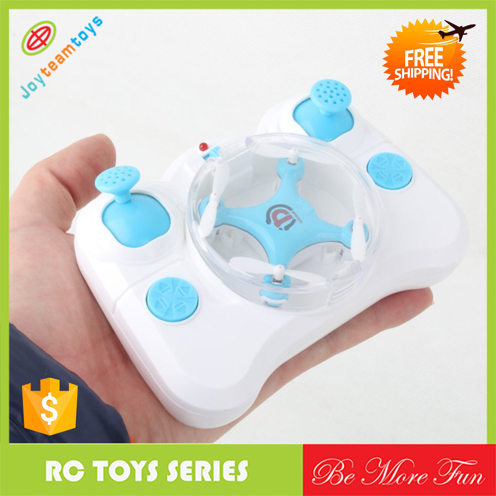 <strong>Mini</strong> 2.4GHz RC Quadcopter Drone 6 Axis Gyro Headless Blue drone
