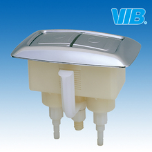 Hot Selling Manual Actuation toilet cistern top push button