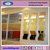 Wholesale clear decorative wall mirror, mirror sheet with manufacturer price