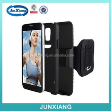 New arrival fit for sports armband combo case for samsung galaxy s5 mobile accessories