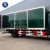 Heat insulation hot sell dry box van truck bodies truck box body parts for sale