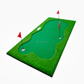 High quality Artificial mini golf indoor putting green turf for backyard