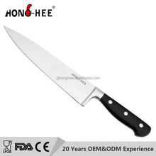 Amazon Top Seller ABS Soft Handle Stainless Steel Kitchen Chef Knife