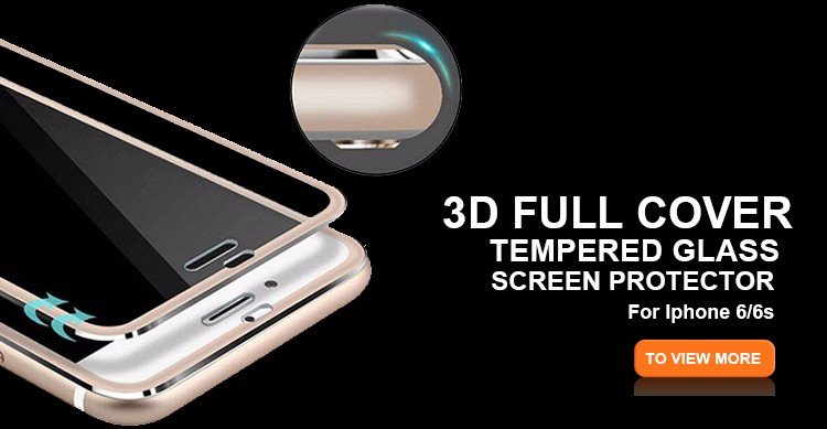 2017 screen protector for iphone 6 bullet proof glass