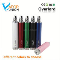 2015 mosler ecig 2600mah usb passthrough battery clover overlord 2600mah battery electronic cigarette panama