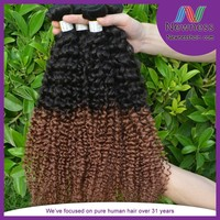 Top Quality Factory Price Bohemian Curl human hair weave Extention