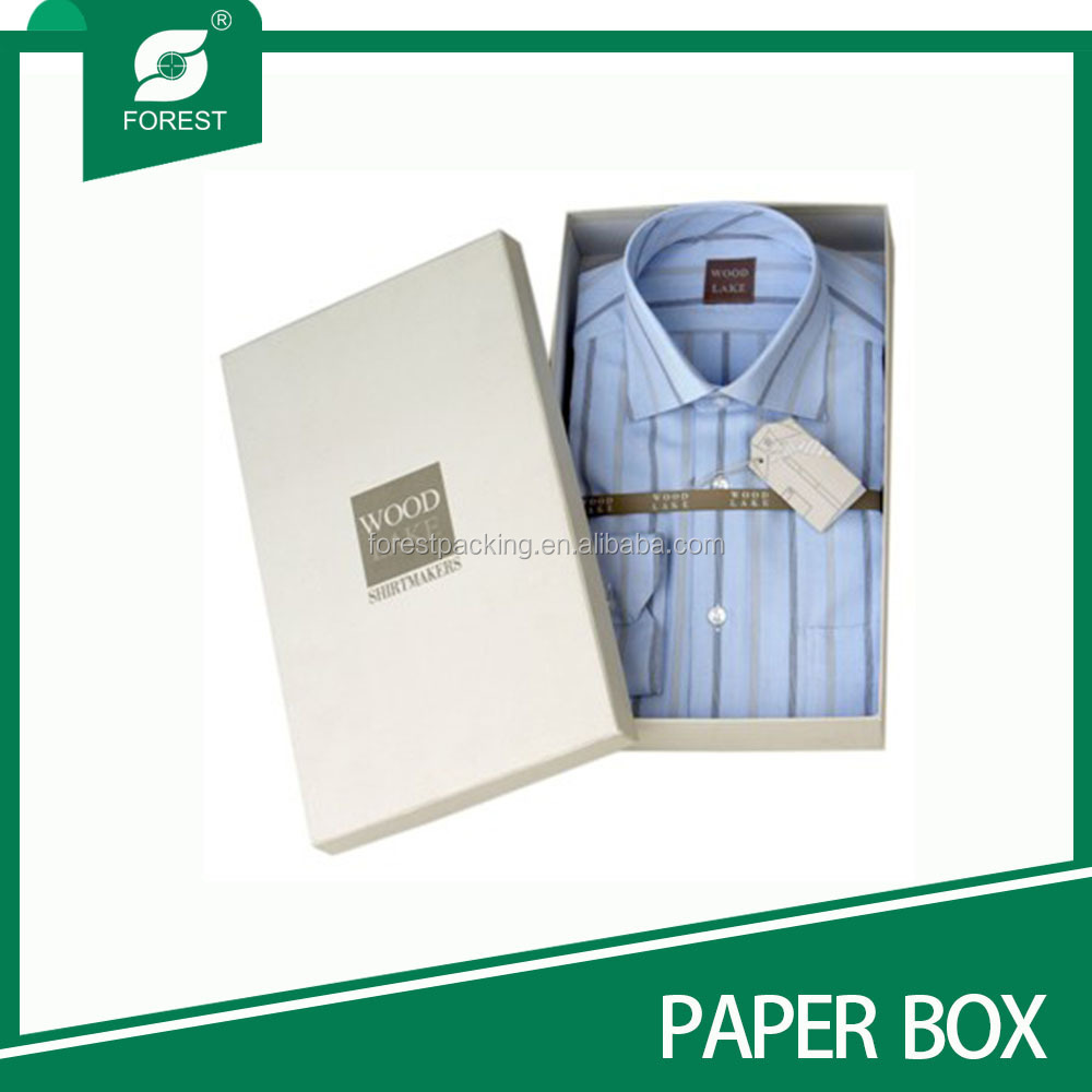 CUSTOM DESIGN MAN SUIT PAPER PACKING BOX