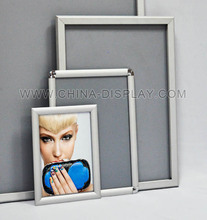 Aluminum display photo frame a3 a4 size picture frame