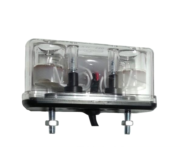 cheap and quality number-plate light registration mark light fromChina supplier