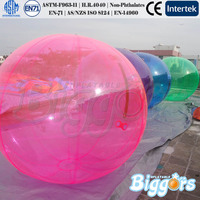 Colorful Inflatable Water Ball Floating Ball With Good Quality
