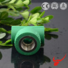 cheap pvc pipe plastic pipe clip/ppr fitting