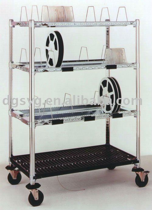 Conductive SMT Reel Storage