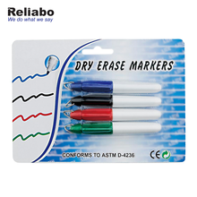 Reliabo 2018 China Products Durable Classic Mini Hang Dry Erase White Board Marker
