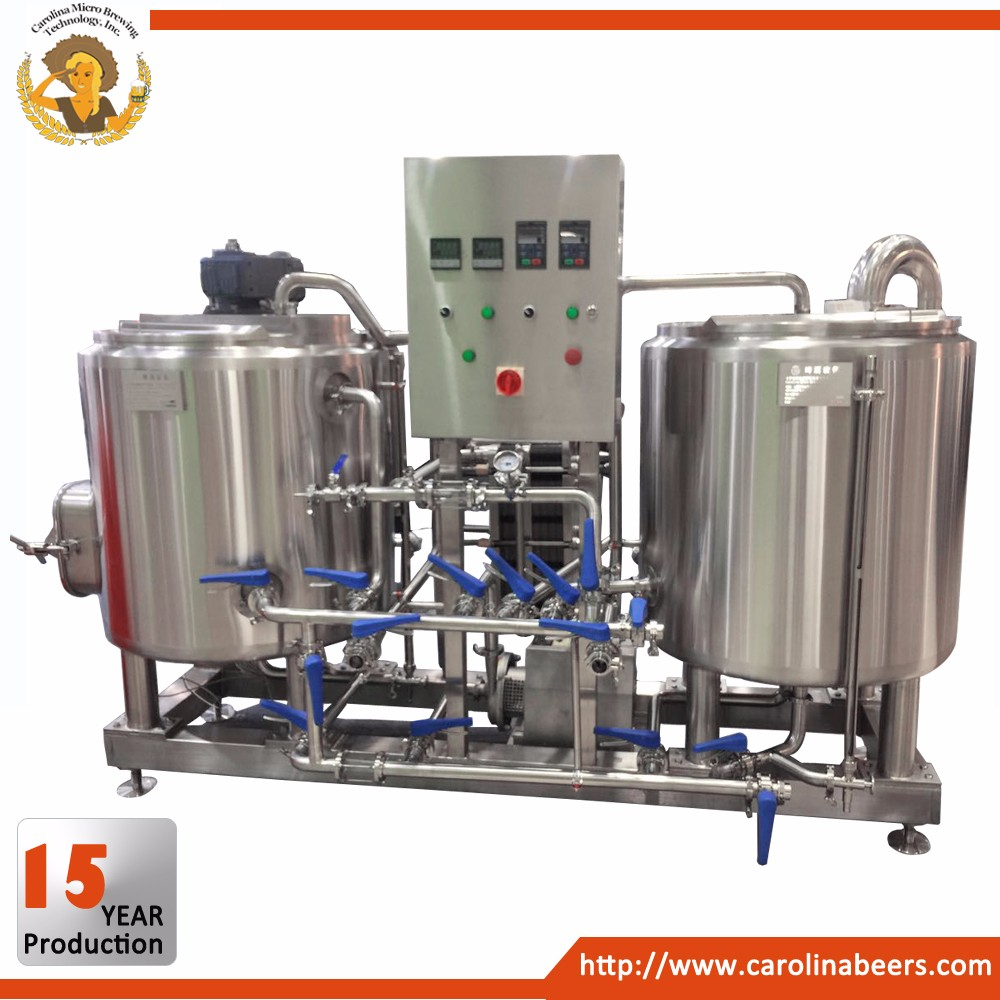 Competitive price beer making machine for fruit beer