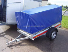 Horticulture & Agriculture PVC Tarpaulin Cargo Trailer Cage Cover,Open Trailer Waterproof Cover