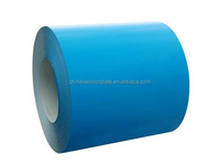 Shandong China cheap price prepainted steel sheet for roofing sheet