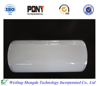 Self adhesive plastic film, transparent static film, pe co-extrusion protection film