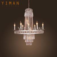Industrial antique pendant light chandelier import from china deer antler chandelier