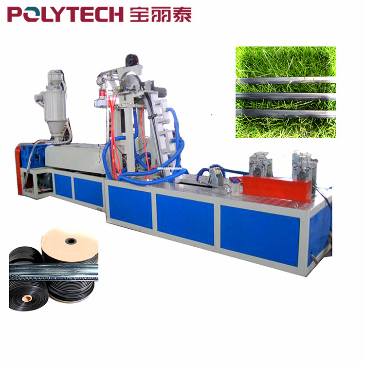 LDPE Continue Labyrinth Drip Irrigation Pipe Production Line/Making Extruder Machine /PE Pipe Making Machine