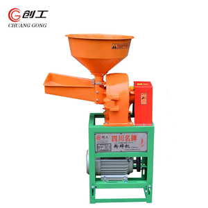 Chuanggong high quality durable corn mill machine with prices 9FC20