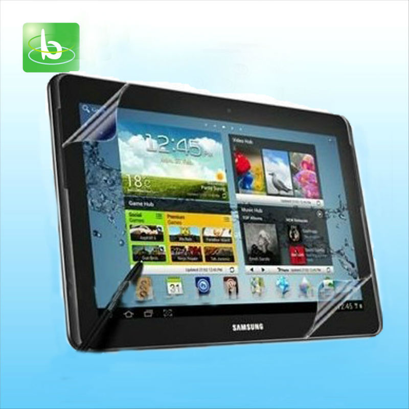 good quality for samsung galaxy note 10.1 N8000 screen protector