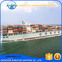 20GP/40GP/40HQ Container Shipping Ocean Freight from Shenzhen/Shanghai/Qingdao to Pontianak Indonesia