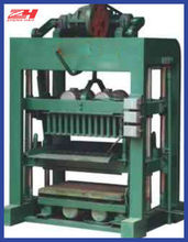 Hollow Concrete Brick Machine(QMJ4-35)