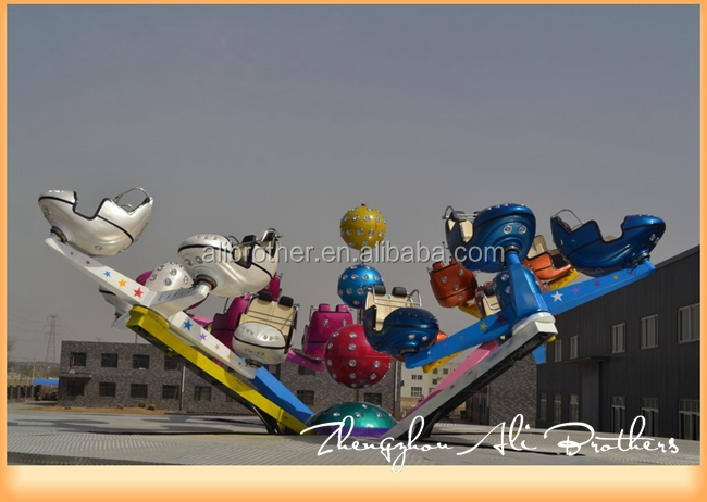 [Ali Brothers] Amusement park attractions crazy Break Dance ride for sale!