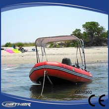 Gather 2016 best-selling pvc Classic design cheap rigid inflatable boat for anti piracy