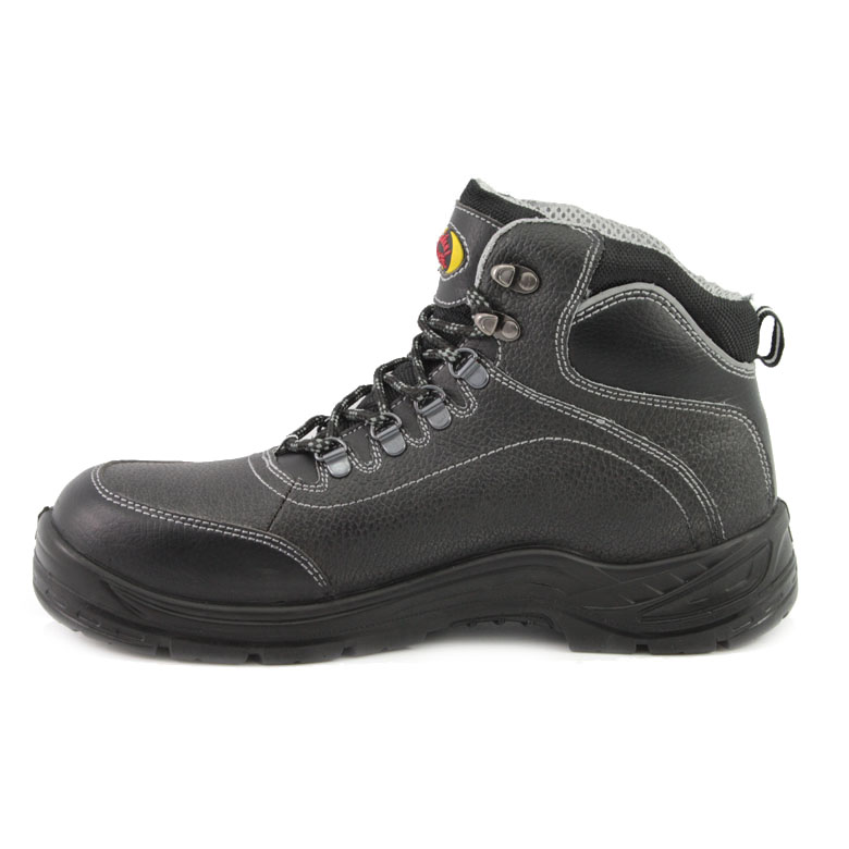 NMSHIELD liberty industrial steel toe and steel plate safety boots safety shoes