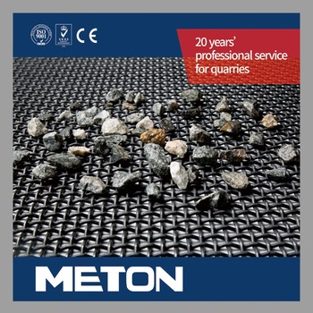 Meton Vibrating Screen Woven Mesh. Best quality in South China