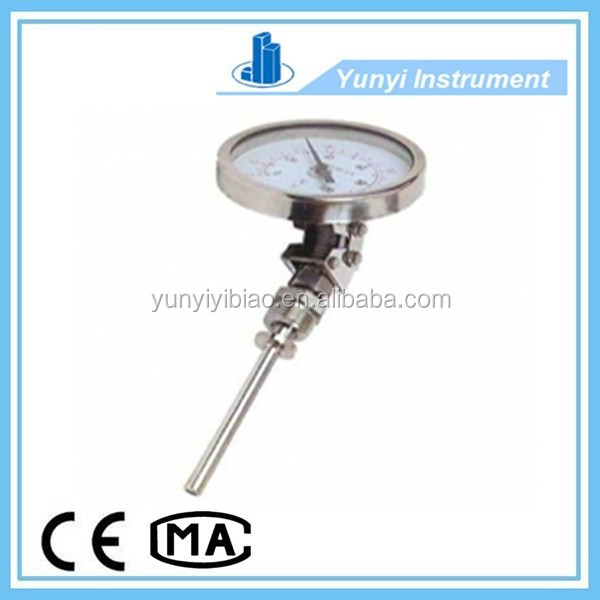 water testing thermometer