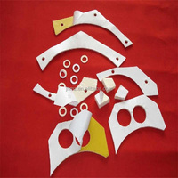 Self adhesive wool felt gaskets