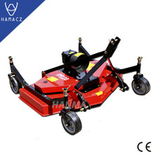 tow behind flail mower,finishing mower with CE